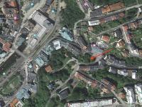 Foto mapa - Prodej pozemku 183 m², Karlovy Vary