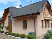 Pohled na RD  - Prodej domu v osobním vlastnictví 269 m², Praha 9 - Horní Počernice