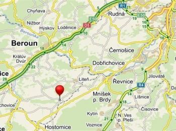 Prodej pozemku 6349 m², Všeradice