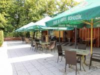 venkovní terasa - Pronájem restaurace 350 m², Šestajovice
