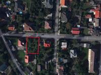 Prodej pozemku, 664 m2, Praha 9 - Čakovice