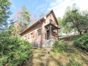 pohled od vstupu - Prodej chaty / chalupy 85 m², Vranov