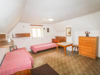 pokoj v patře - Prodej chaty / chalupy 85 m², Vranov