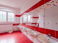koupelna  - Pronájem kancelářských prostor 144 m², Praha 9 - Újezd nad Lesy