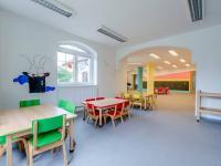 velký prostor - Pronájem kancelářských prostor 144 m², Praha 9 - Újezd nad Lesy