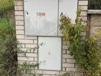 pilíř elektřiny - Prodej pozemku 4209 m², Velké Přílepy