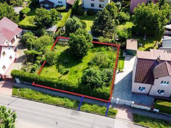 Pozemek pro bydlení na prodej, Praha 10 (Uhříněves)