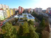 Výhled z okna - Prodej bytu 3+1 v osobním vlastnictví 80 m², Praha 10 - Hostivař