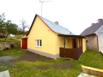 Zahrada - Prodej domu v osobním vlastnictví 135 m², Štětí