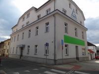 roh ulice Náchodská a Stoliňská - Pronájem komerčního objektu 103 m², Praha 9 - Horní Počernice