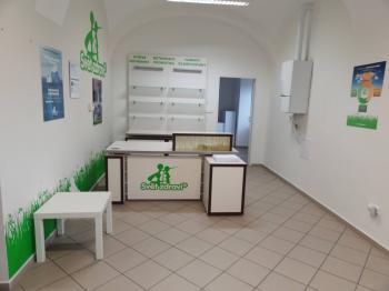 38,8 m2 - Pronájem komerčního objektu 103 m², Praha 9 - Horní Počernice