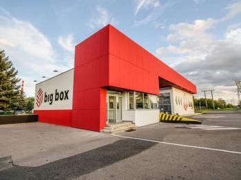 Pronájem komerčního prostoru (skladovací) v osobním vlastnictví, 924 m2, Praha 9 - Horní Počernice