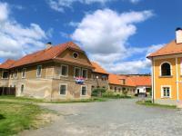 Prodej historického objektu 352 m², Březnice