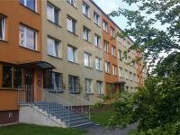 pohled na dům (Pronájem bytu 2+kk v osobním vlastnictví 43 m², Praha 10 - Strašnice)