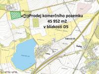 Prodej pozemku 45952 m², Cekov