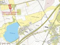 Prodej pozemku 8022 m², Cekov
