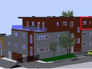Prodej bytu 2+kk v osobním vlastnictví 61 m², Hořovice