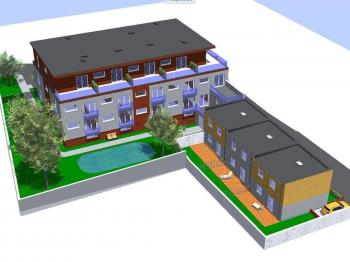 Prodej bytu 2+kk v osobním vlastnictví 52 m², Hořovice