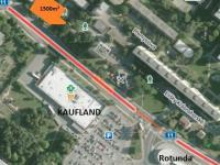 Pronájem pozemku 1500 m², Havířov