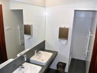 sociální zámemí se sprchou  (Pronájem komerčního objektu 340 m², Ostrava)