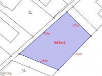 Prodej pozemku 927 m², Karviná