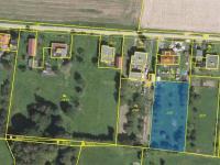 Prodej pozemku 1791 m², Albrechtice