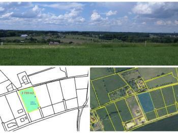Prodej pozemku 1775 m², Dětmarovice