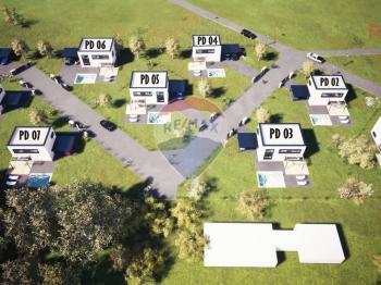 Pasivní domy Těrlicko