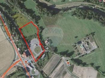zdroj: mapy.cz - Prodej pozemku 14973 m², Příbor