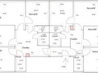 Pronájem kancelářských prostor 123 m², Kopřivnice