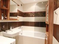 koupelna (Prodej bytu 3+1 v osobním vlastnictví 80 m², Ostrava)