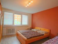 ložnice (Prodej bytu 3+1 v osobním vlastnictví 80 m², Ostrava)