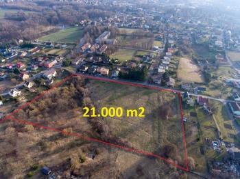Prodej pozemku 21044 m², Ostrava
