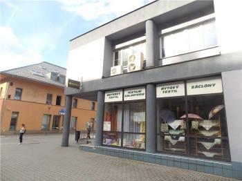 Prodej komerčního objektu 1100 m², Frýdek-Místek