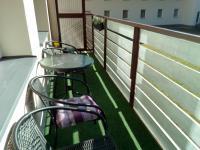 Balkón apartmán 1 - Prodej bytu 4+kk v osobním vlastnictví 70 m², Všemina