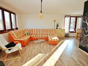 Obývací pokoj - Prodej domu v osobním vlastnictví 250 m², Vítkov