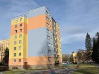 dům (Prodej bytu 3+1 v družstevním vlastnictví 76 m², Kopřivnice)