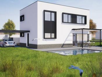 Prodej projektu na klíč 157 m², Dolní Tošanovice