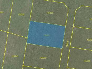 Prodej pozemku 917 m², Tichá
