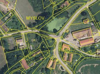 Prodej pozemku 644 m², Nová Cerekev