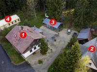 Prodej penzionu 600 m², Prachatice