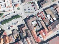 Pronájem komerčního prostoru (obchodní) v osobním vlastnictví, 240 m2, Pelhřimov