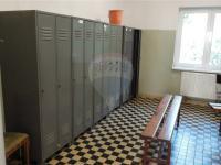 šatny v budově č.1 (Pronájem komerčního objektu 1166 m², Pelhřimov)