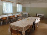 bývalá jídelnna - možný výrobní prostor (Pronájem komerčního objektu 1166 m², Pelhřimov)