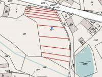 Prodej pozemku 2753 m², Červená Řečice
