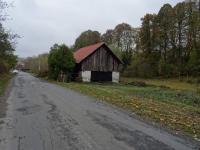 pohled z horní části na stodolu - Prodej domu v osobním vlastnictví 53 m², Onšov
