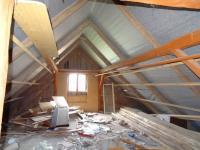 půdní prostor - Prodej domu v osobním vlastnictví 53 m², Onšov
