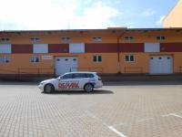 Pronájem komerčního objektu 857 m², Brno