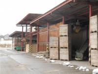 Pohled od severu (Prodej zemědělského objektu 4000 m², Vokov)