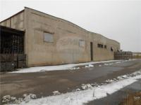 Pohled od jihu (Prodej zemědělského objektu 4000 m², Vokov)